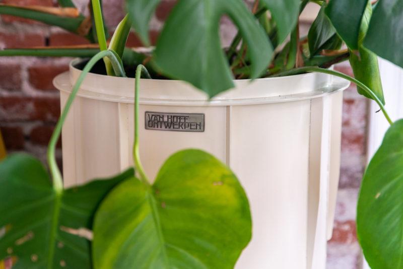 plantenbak industrieel binnen