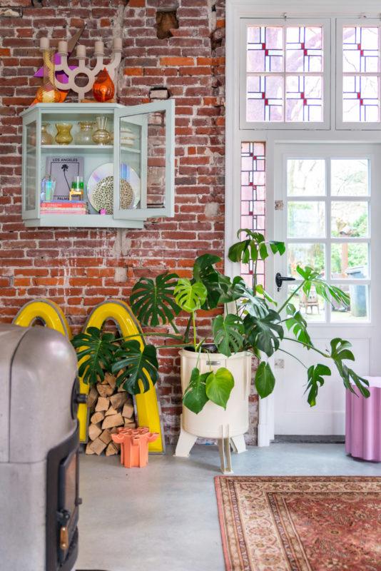 De Klein & Van Hoff plantenbak